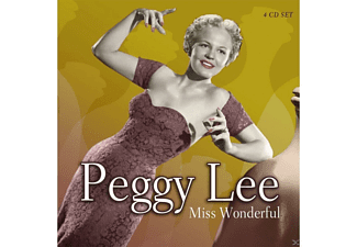 Peggy Lee - Miss Wonderful [CD]