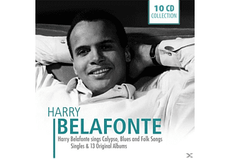 Harry Belafonte - Harry Belafonte Sings Calypso, Blues And Folk Songs [CD]