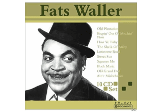 Fats Waller - Fats Waller - Wallet Box [CD]