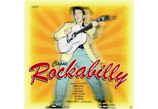 VARIOUS - Classic Rockabilly [CD]