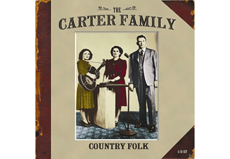 The Carter Family - Country Folk - (CD)