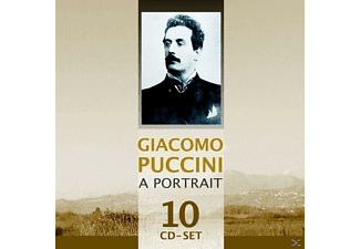 Giacomo Puccini - Wallet-Box - (CD)