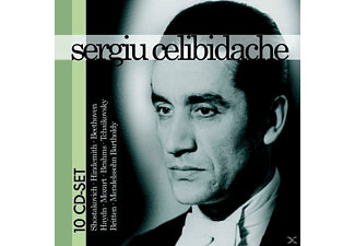 VARIOUS - Celibidache/Wallet-Box - (CD)