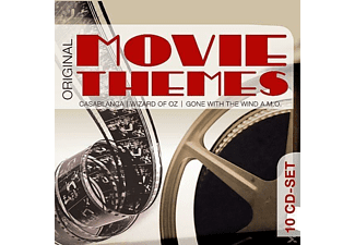 VARIOUS - Original Movie Themes [CD]