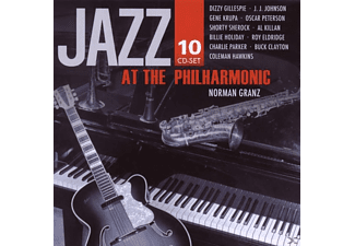 VARIOUS - Jazz at the Philharmony - (CD)