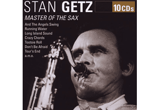 Stan Quartet Getz - Getz Stan 10 Cd Box [CD]