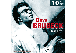 Dave Brubeck - Take Five [CD]