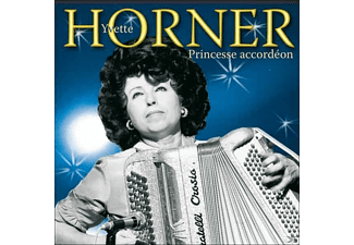 Horner Yvette - Princesse Accordeon - (CD)