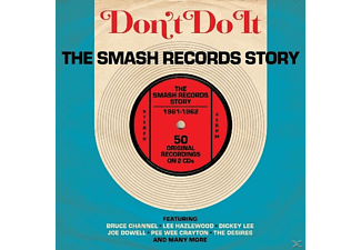 VARIOUS - Don't Do It-Smash Records Story 1961-1962 [CD]