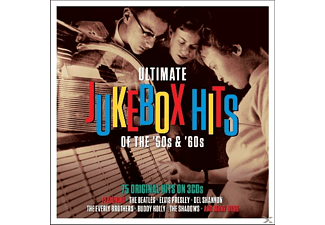 VARIOUS - Ultimate Jukebox Hits - (CD)