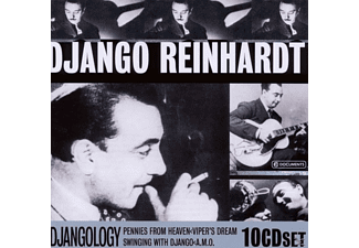 Django Reinhardt - Djangology - (CD)