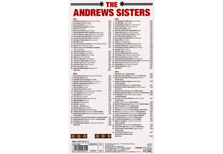 The Andrews Sisters - Rum & Coca Cola - (CD)