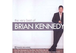 Brian Kennedy - Very Best Of - (CD)