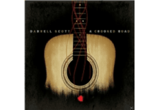 Darrell Scott - A Crooked Road - (CD)