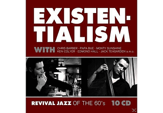 VARIOUS - Existentialism-Wallet Box (Various) [CD]