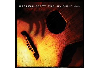 Darrell Scott - The Invisible Man - (CD)