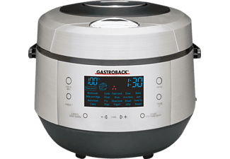 GASTROBACK 42526 Design Multicook Plus, Multikocher, 950 Watt