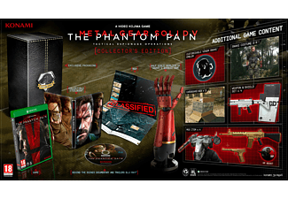 Metal Gear Solid V: Phantom Pain Collector's Edition Xbox One