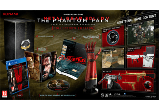 Metal Gear Solid V: Phantom Pain Collector's Edition PS4