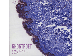 Ghostpoet Shedding Skin CD