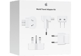 APPLE MD837ZM/A WORLD TRAVEL ADAPTER KIT Reise-Adapter-Kit