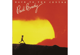 Paul Brady - Back to the Centre (CD)