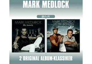 Mark Medlock, Dieter Bohlen - Mark Medlock - 2 In 1 (Mr.Lonely / Dreamcatcher) [CD]