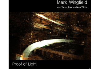 Mark Wingfield, Yaron Stavi, Asaf Sirkins - Proof Of Light - (CD)