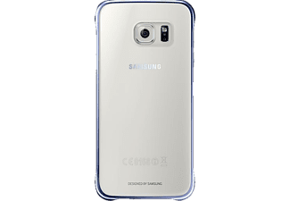 SAMSUNG Clear Cover Galaxy S6 - Svart