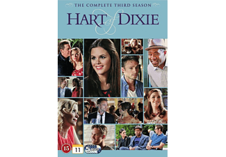 Hart of Dixie S3 Dramakomedi DVD