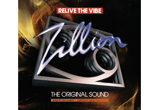 VARIOUS - Zillion-Relive The Vibe - (CD)