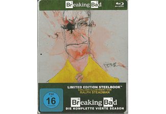 Breaking Bad - Staffel 4 (Limited Steelbook) [Blu-ray]
