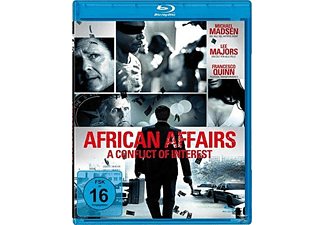 Corruption without Borders /African Affairs - A Conflict Of Interest - (Blu-ray)