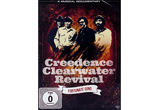 Creedence Clearwater Revival - Fortunate Sons - (DVD)