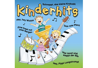 Kiddy's Corner Band - Kinderhits-Deutsche Kinderlieder - (CD)