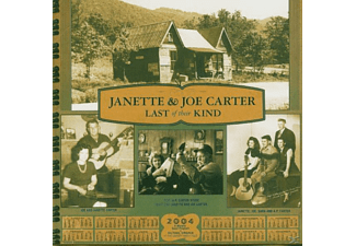 Joe Carter - Last Of Their Kind - (CD)