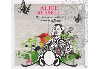 Alice Russell - My Favourite Letters - (CD)