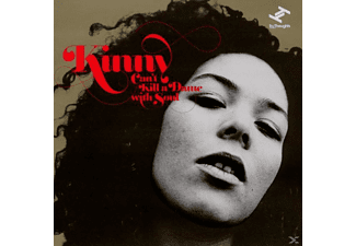 Kinny - Can't Kill A Dame With Soul - (CD)