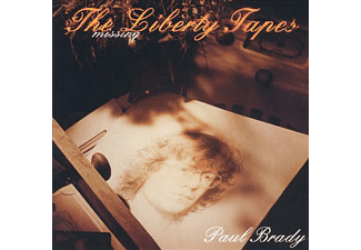 Paul Brady - The Missing Liberty Tapes (CD)