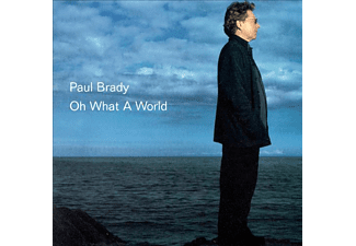 Paul Brady - Oh What a World (CD)