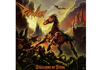 Prowler - Stallion Of Steel - (CD)