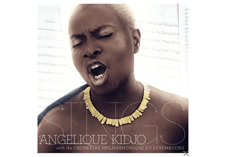 Angélique Kidjo - Sings With The Luxembourg Philharmonic [CD]