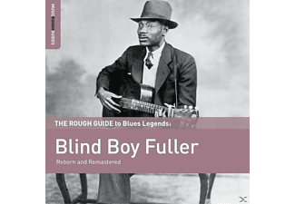 Blind Boy Fuller - Rough Guide: Blind Boy Fuller [CD]