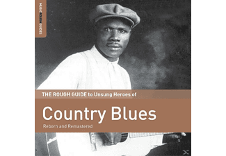 VARIOUS - Rough Guide: Country Blues - (CD)