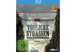 Ice Road Truckers: Tödliche Strassen - Staffel 1 - (Blu-ray)