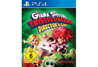 Best of Giana Sisters Twisted Dreams [PlayStation 4]