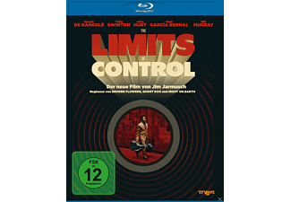 Limits of Control - (Blu-ray)