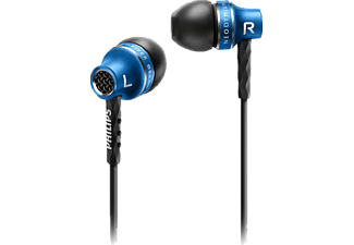PHILIPS SHE 9100/00, In-ear Kopfhörer, Blau