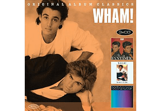 Wham! - Original Album Classics (CD)