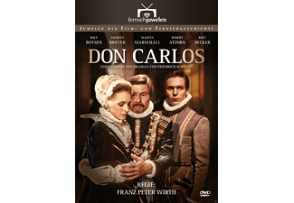 Don Carlos - Infant von Spanien [DVD]